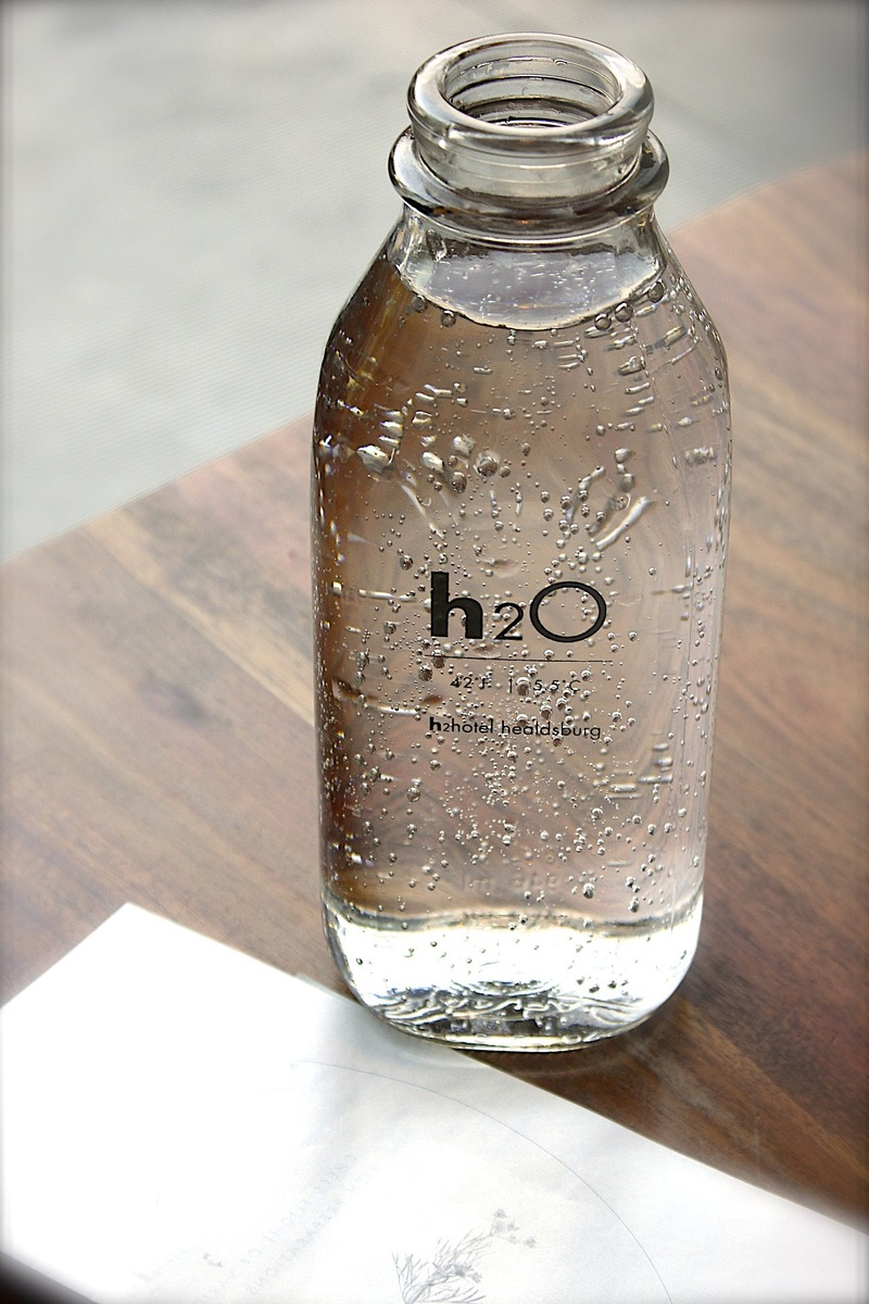 bottle of water  - Water Consumption To Lose Weight