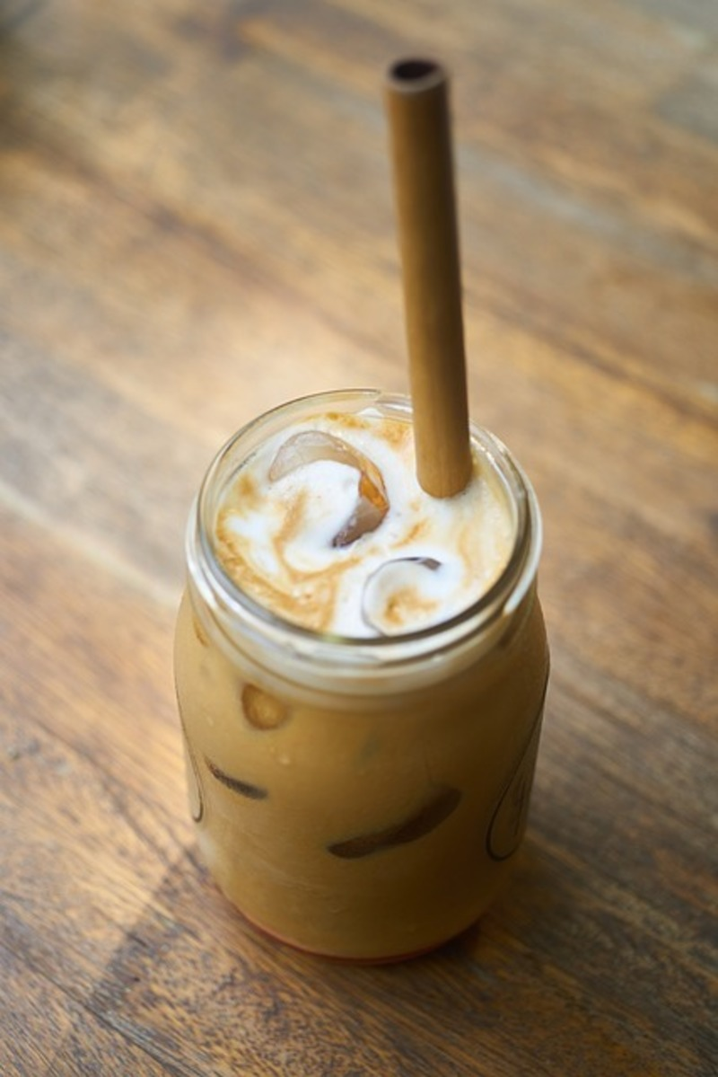 iced coffee  - Rejuvenating Low Calorie Drink In A Minute