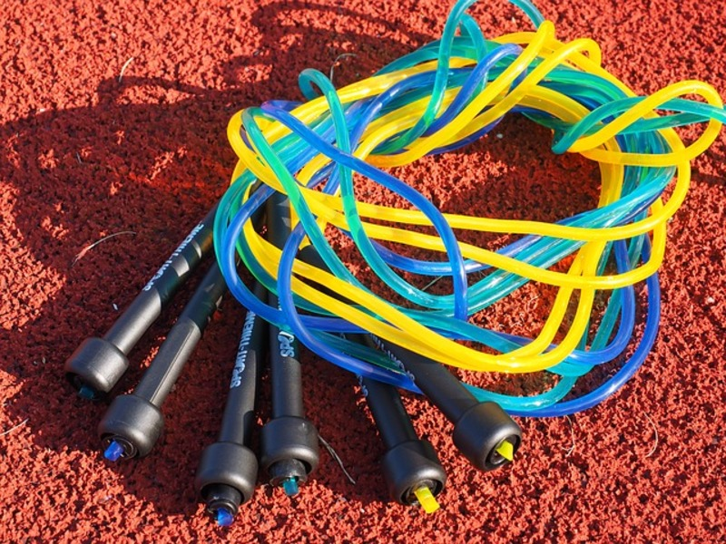 jump rope  - Jumping Rope Can Change Your Life